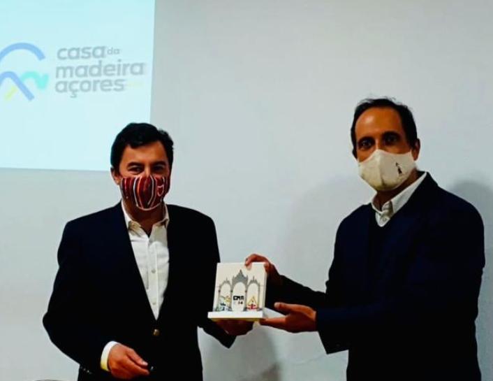 Rui Abreu defende reforço nas relações bilaterais com os Açores