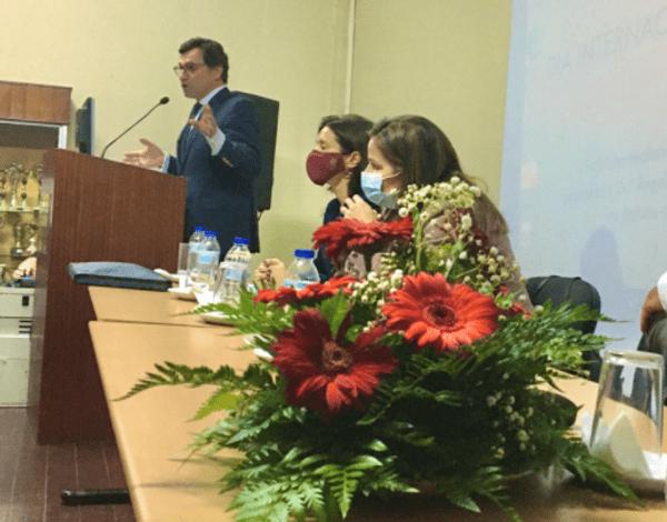 Rui Abreu participa em palestra sobre Direitos Humanos na Escola da Levada