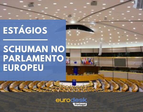 Estágios Schuman no Parlamento Europeu