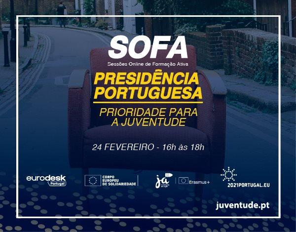 """""""A Presidência Portuguesa do Conselho da União Europeia: Prioridades para a Juventude"""""""