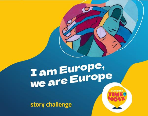 Concurso Eu Sou Europa