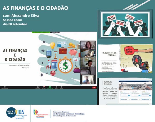 """DRJ promove workshop """"As Finanças e o Cidadão"""""""