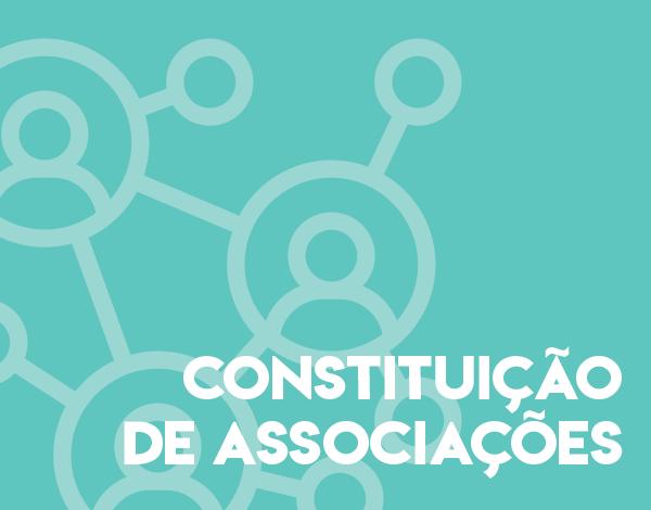Constituição de Associações