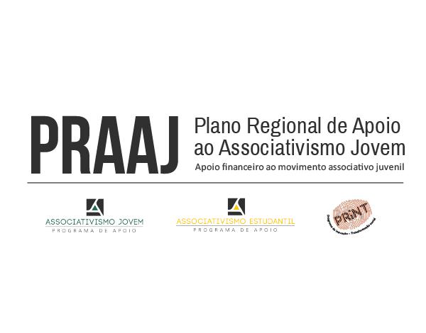 PRAAJ   Plano Regional de Apoio ao Associativismo Jovem
