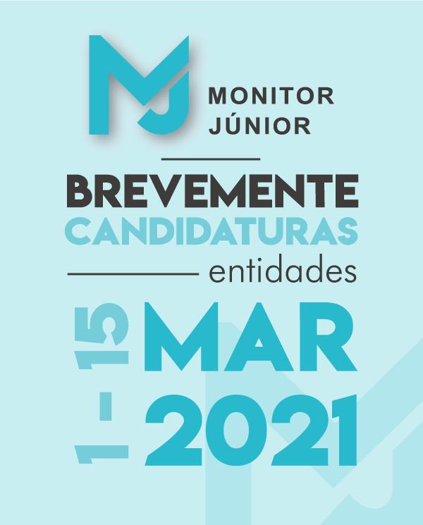 PROGRAMA MONITOR JOVEM | ENTIDADES DE ACOLHIMENTO