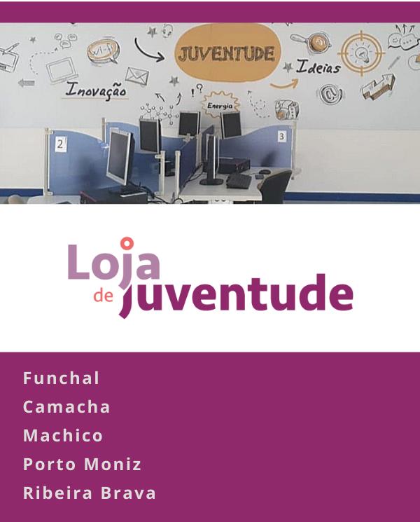 LOJAS DE JUVENTUDE