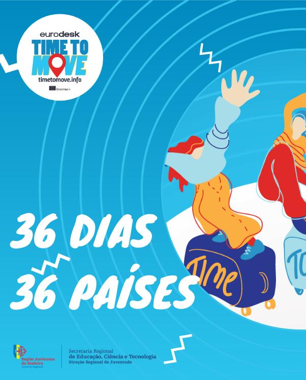 36 dias | 36 PAÍSES EUROPEUS