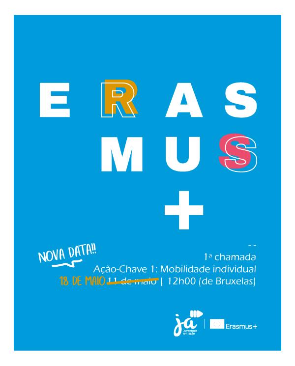 ERASMUS + JUVENTUDE EM AÇÃO |