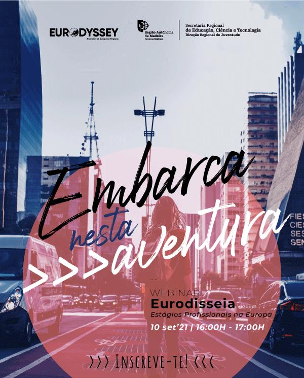PROGRAMA EURODISSEIA | ESTAGIOS PROFISSIONAIS NA EUROPA