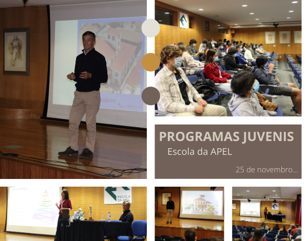 Programas Juvenis Promovidos na APEL