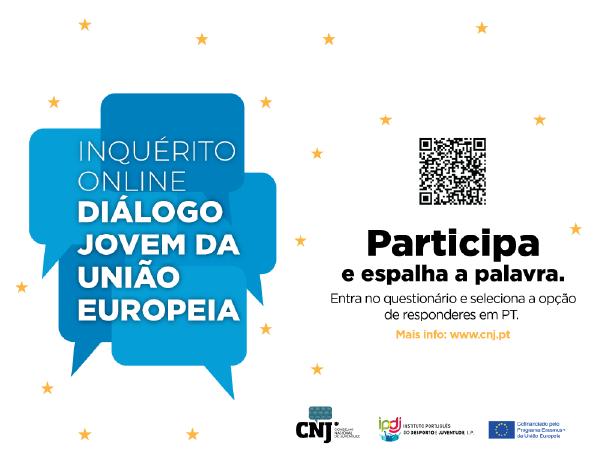 8º Ciclo do Diálogo Jovem da União Europeia