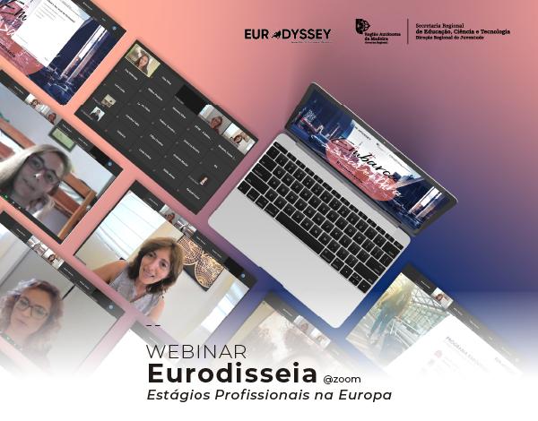 Programa Eurodisseia   Estágios Profissionais