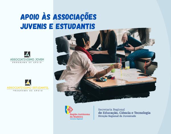 Associações juvenis e estudantis recebem apoio financeiro