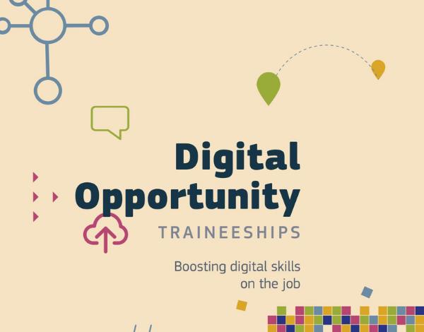 """Estágios """"Oportunidade Digital"""""""