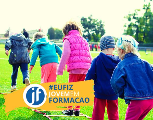 EUFIZJOVEMEMFORMACAO_Atividades com crianças e jovens