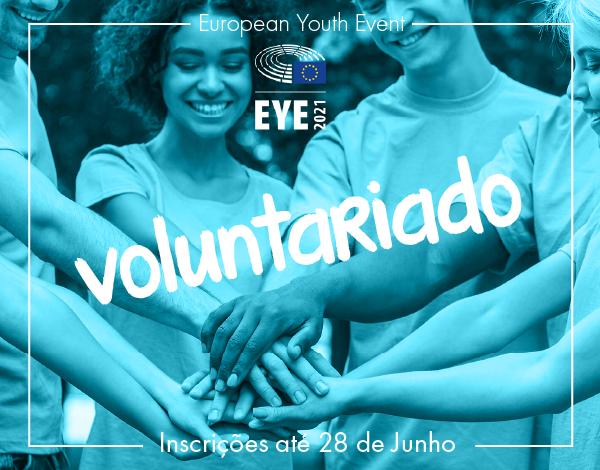Voluntariado no EYE