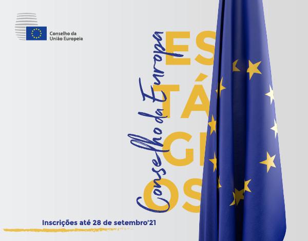 Estágios no Conselho da UE