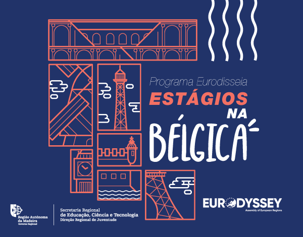 Vagas abertas para estágios na Bélgica!