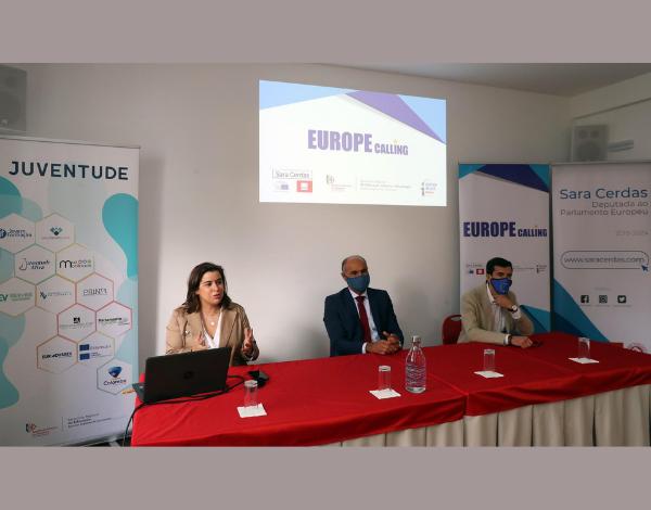 Concurso Europe Calling 2019-2020 |Entrega de Prémios