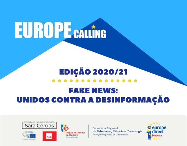 O Europe Calling está de volta!