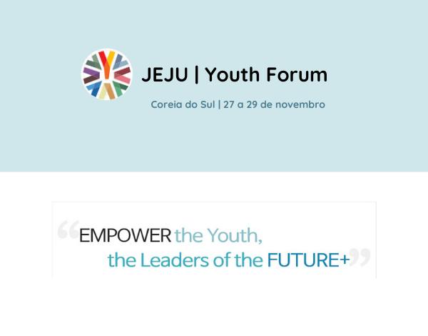 Região Autónoma da Madeira participa em Fórum da Juventude na Coreia do Sul