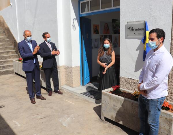 Nova Loja de Juventude abre no Carmo, em Câmara de Lobos