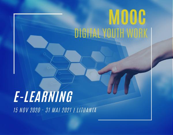 MOOC em Trabalho Juvenil Digital