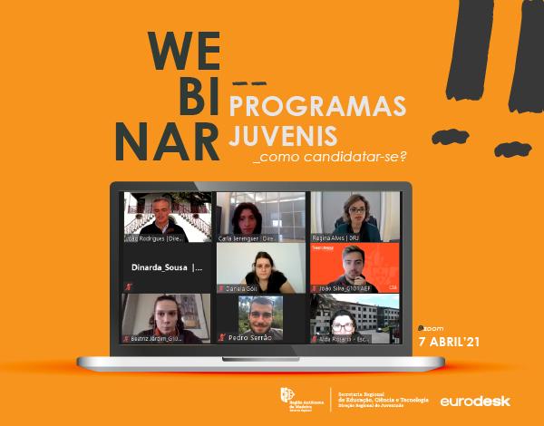 DRJ promove Programas Juvenis