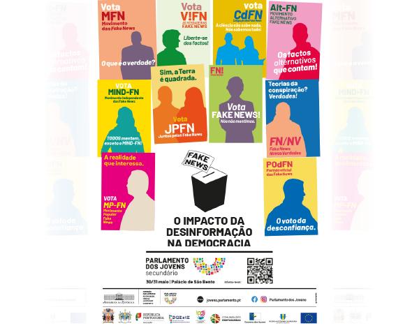 Programa Parlamento dos Jovens | Ensino Secundário
