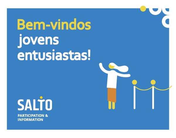 Junta-te ao SALTO - participation & information!