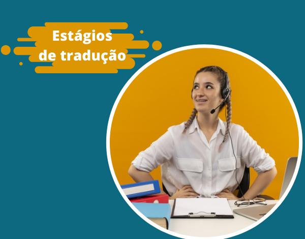 Gostarias de ter experiência em tradução profissional?