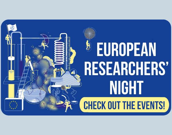 """Entra na ciência e junta-te à """"Noite Europeia dos Investigadores""""!"""
