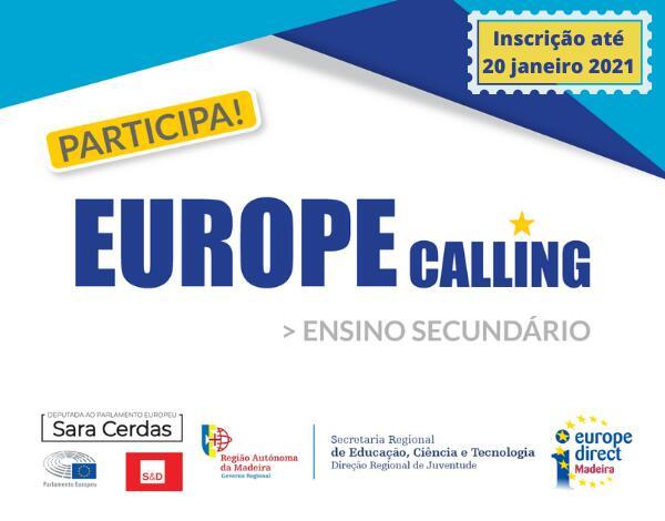 Europe Calling prolonga prazo limite de inscrição