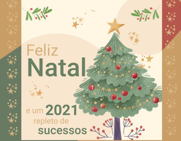 A Direção Regional de Juventude deseja-te Feliz Natal e um 2021 repleto de sucessos