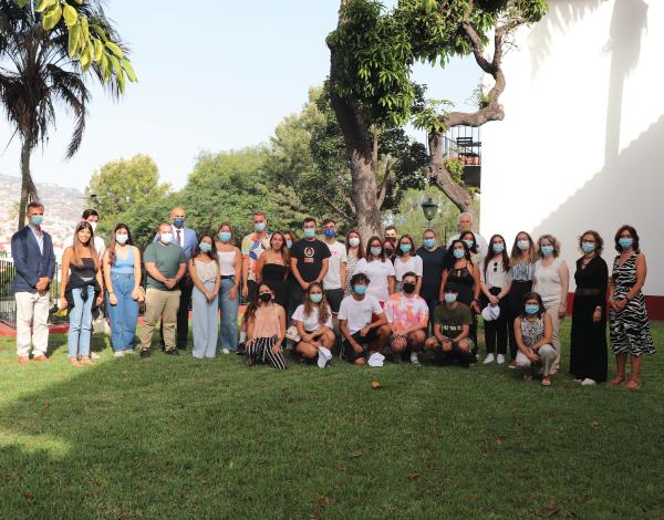 Academia do Jovem Voluntário reuniu participantes
