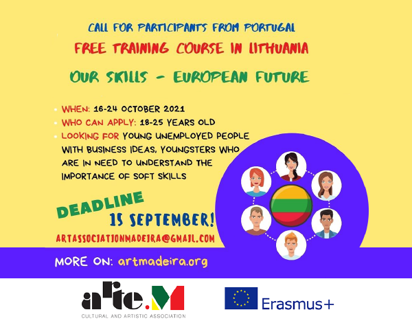 Our Skills – European Future