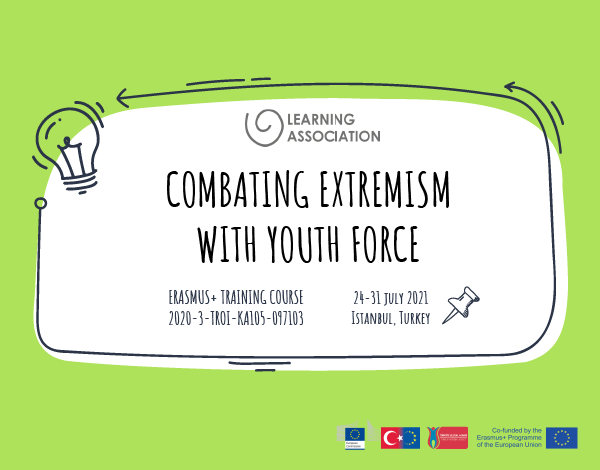 """""""Combacting Extremism With Youth Force"""""""