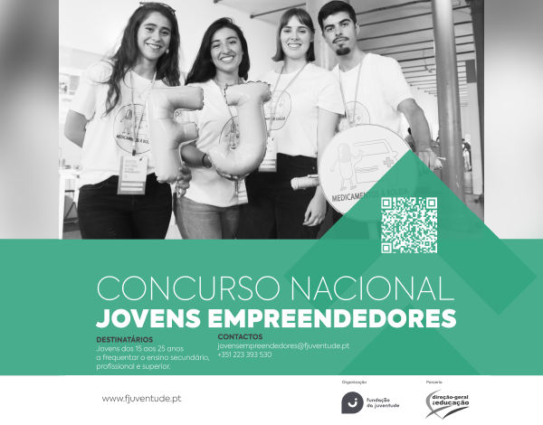 4º Concurso Nacional de Jovens Empreendedores