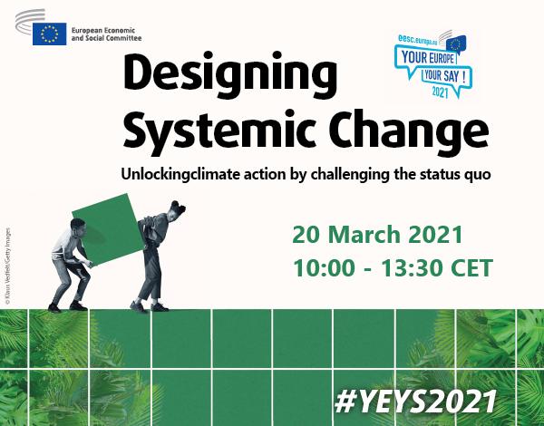 Designing Systemic Change
