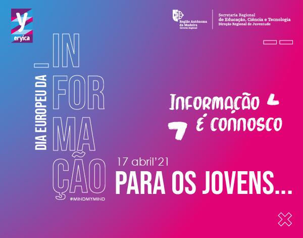 Assinala-se este sábado o Dia Europeu da Informação Juvenil