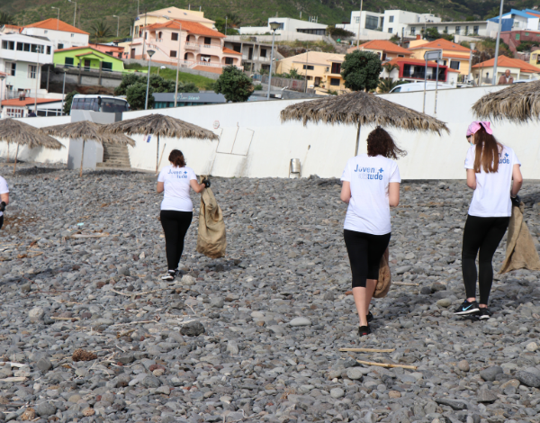 DRJ participa em campanha de proteção ambiental