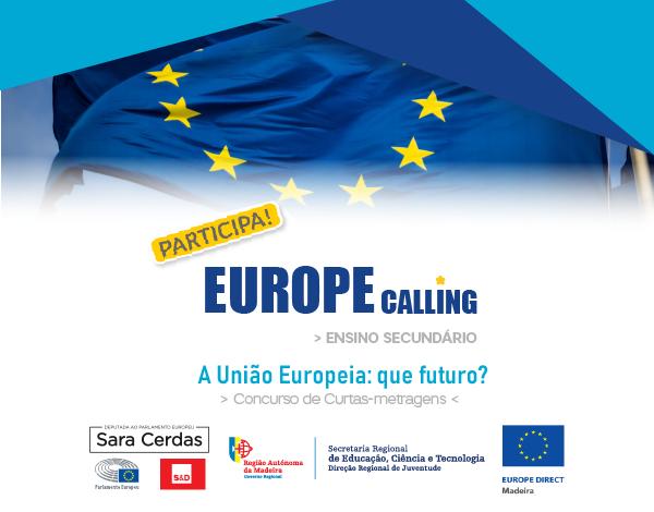 2ª edição do concurso Europe Calling