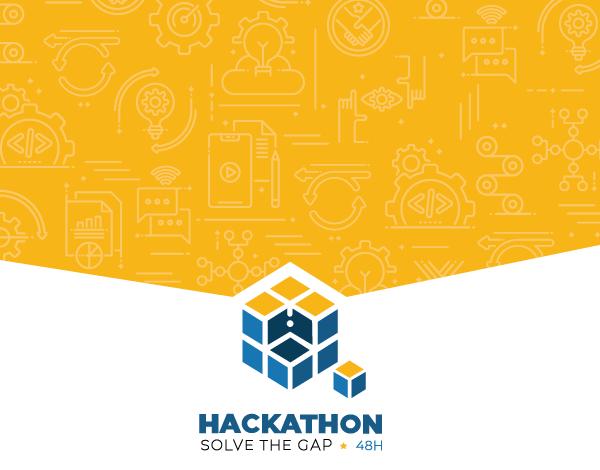 SOLVE THE GAP - 48h EU Youth Digital Hackathon
