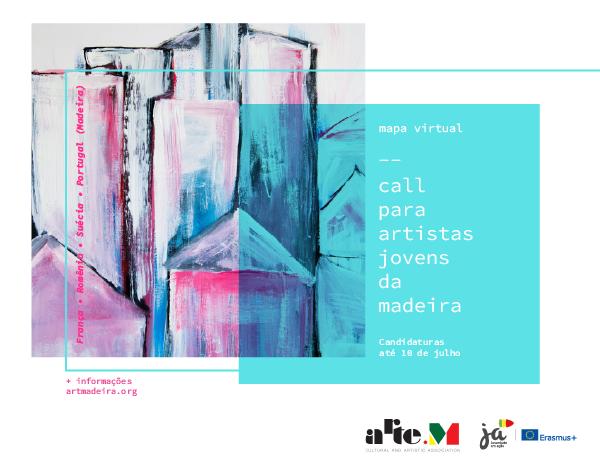 Arte. M lança Mapa Cultural da Cidade
