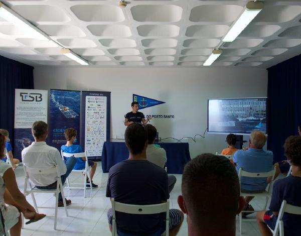Evento Odisseia - Técnico Solar Boat