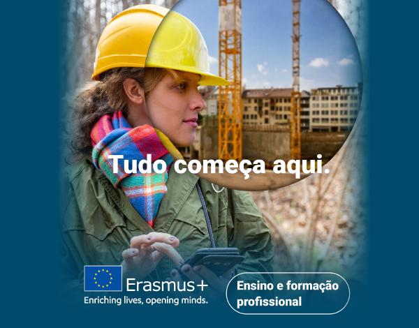 Seminários Digitais Erasmus+ EF | Ação-Chave 2