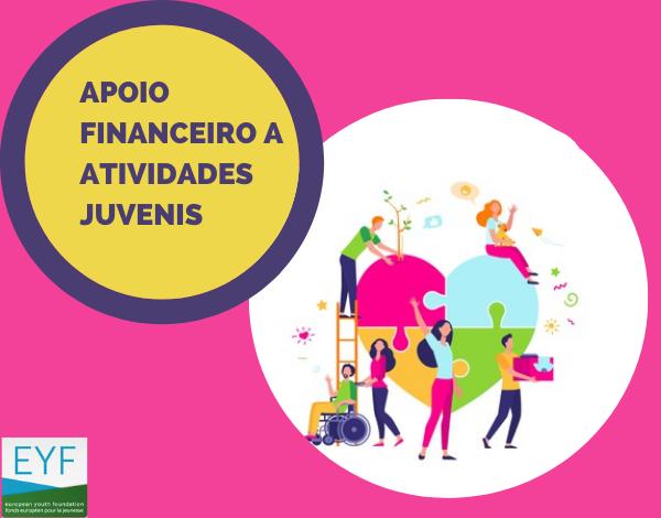 European Youth Foundation |Subvenções para atividades juvenis internacionais