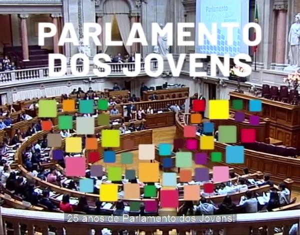 Parlamento dos Jovens - 25º aniversário