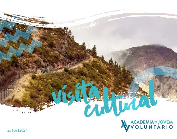 Voluntários dos Açores em visita cultural pela Madeira