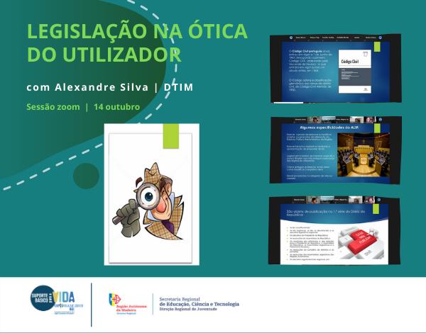 """Workshop """"Legislação na Ótica do Utilizador"""""""